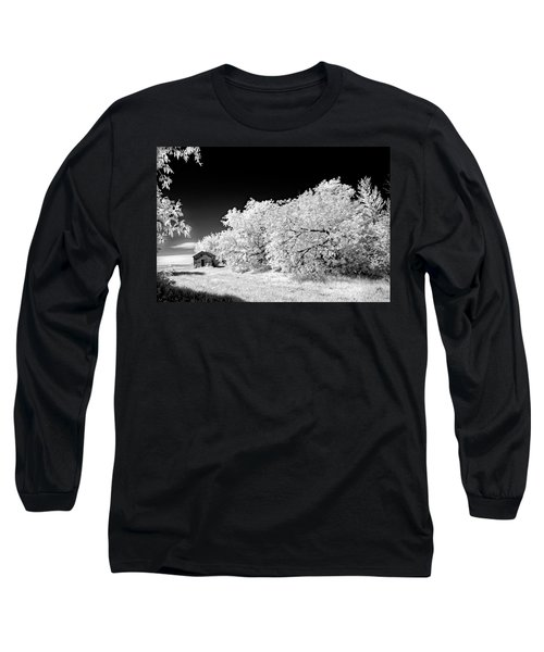 Under A Dark Sky Long Sleeve T-Shirt