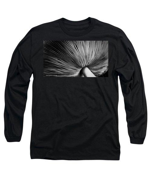 Under A Mushroom Long Sleeve T-Shirt