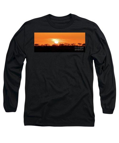 Under African Skies Long Sleeve T-Shirt