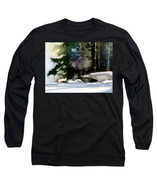 Under Surveillance Long Sleeve T-Shirt