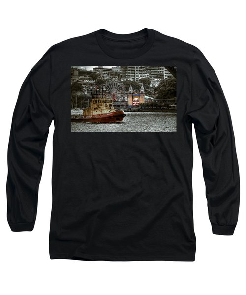 Under The Bridge Long Sleeve T-Shirt