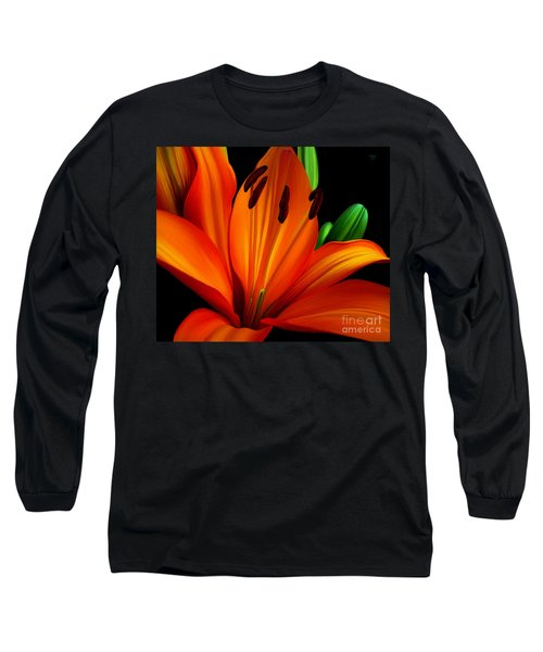 Underglo  Long Sleeve T-Shirt