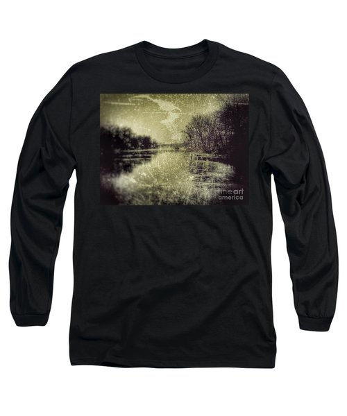 Unfrozen Lake Long Sleeve T-Shirt