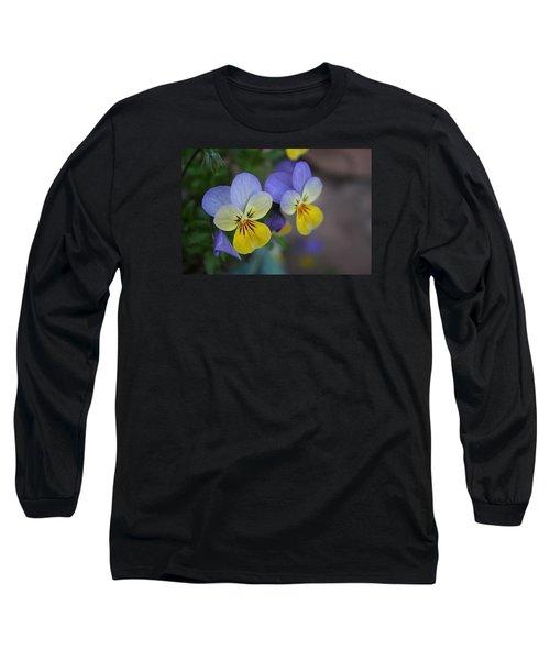 Unfurling Beauties Long Sleeve T-Shirt