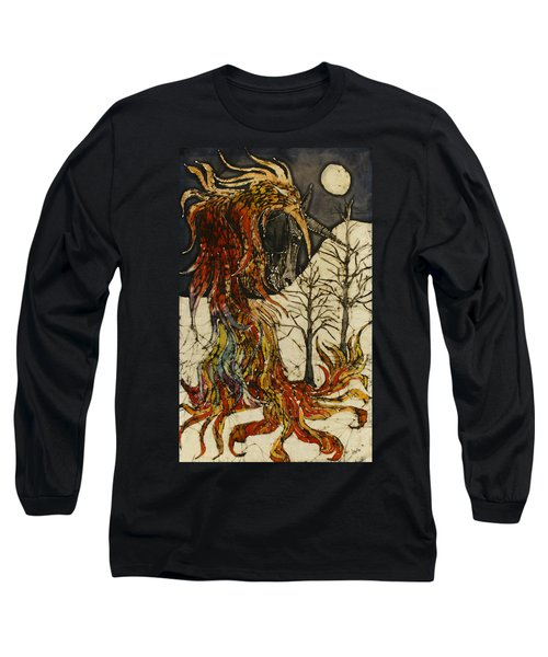 Unicorn And Phoenix Long Sleeve T-Shirt