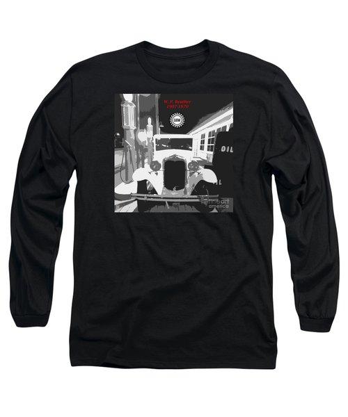 Union Made Long Sleeve T-Shirt by Barbie Corbett-Newmin