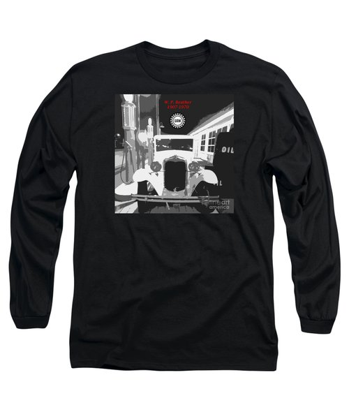 Union Made Long Sleeve T-Shirt