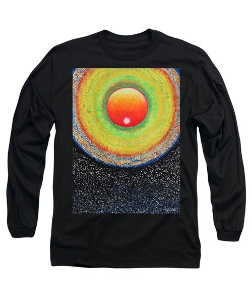 Universal Eye In Red Long Sleeve T-Shirt