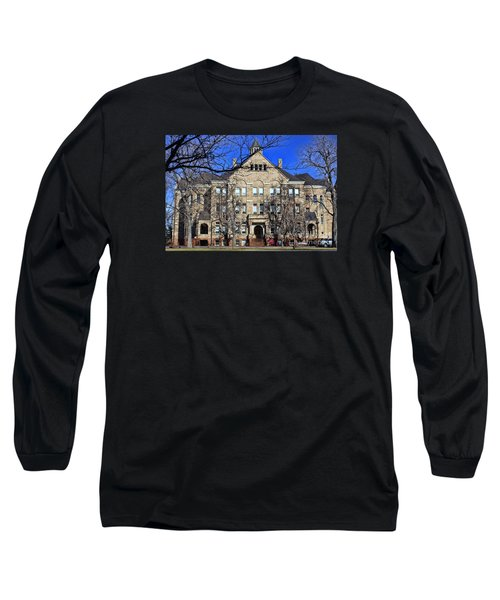 University Hall Long Sleeve T-Shirt