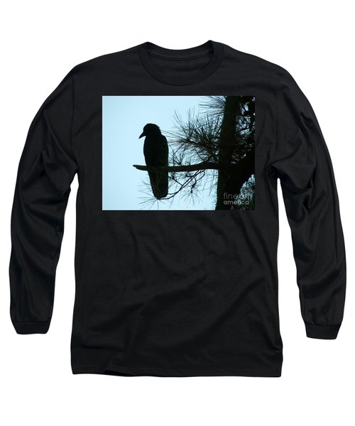Unknown Visitor Long Sleeve T-Shirt