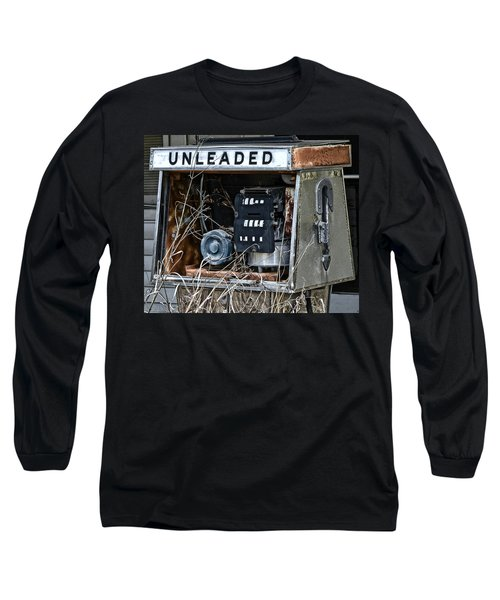 Unleaded Long Sleeve T-Shirt
