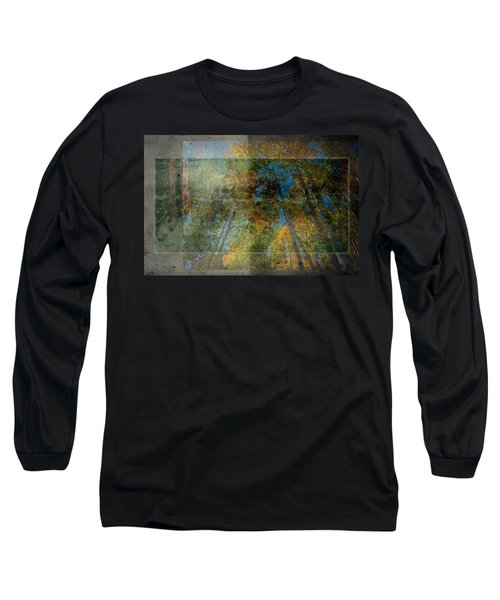 Long Sleeve T-Shirt featuring the photograph Unmanned by Mark Ross