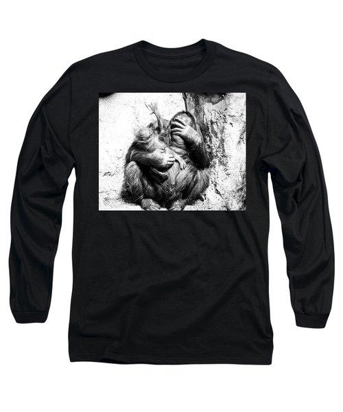 Unruly Long Sleeve T-Shirt