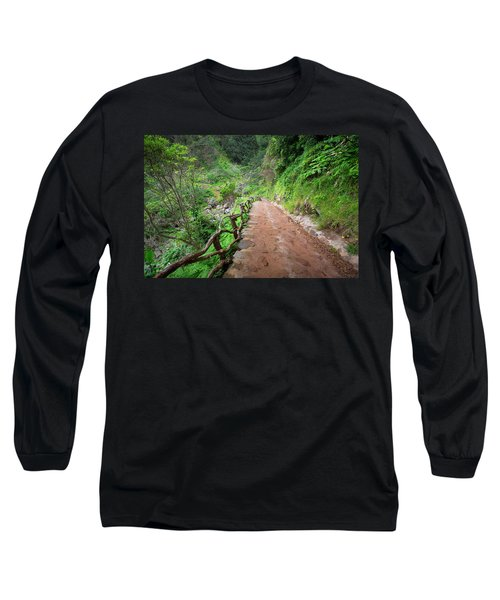 Until The Infinity Long Sleeve T-Shirt