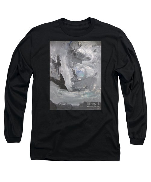 Untitled 124 Original Painting Long Sleeve T-Shirt
