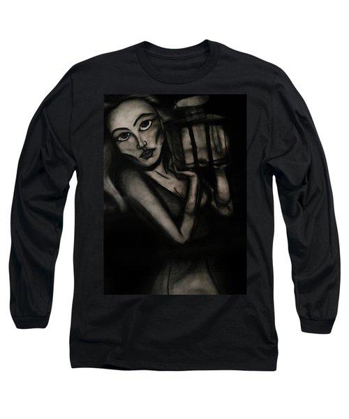 Untitled Lady IIi Long Sleeve T-Shirt