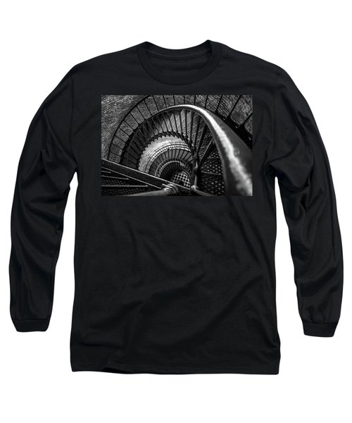 Unwind  - Currituck Lighthouse Long Sleeve T-Shirt