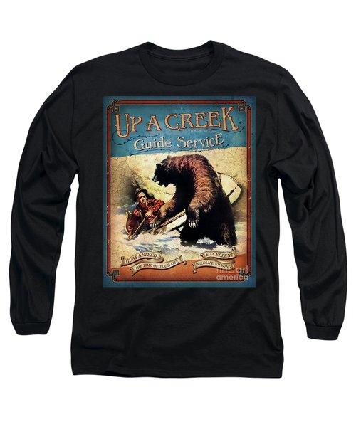 Up A Creek 2 Long Sleeve T-Shirt