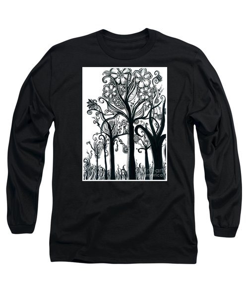 Uplifting Long Sleeve T-Shirt