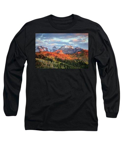 Upper American Fork Canyon Long Sleeve T-Shirt