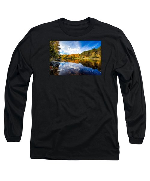 Upper Ammonoosuc River Long Sleeve T-Shirt