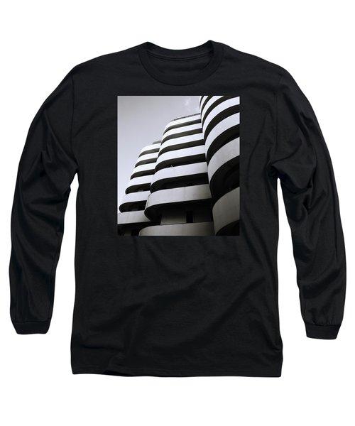Urban Alienation Long Sleeve T-Shirt by Shaun Higson