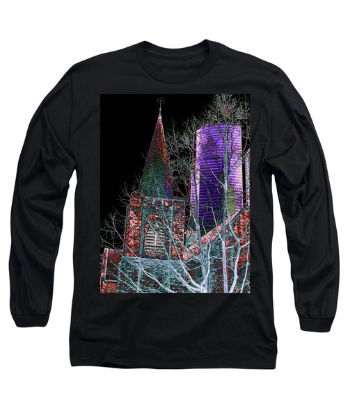 Urban Ministry Long Sleeve T-Shirt by Tim Allen