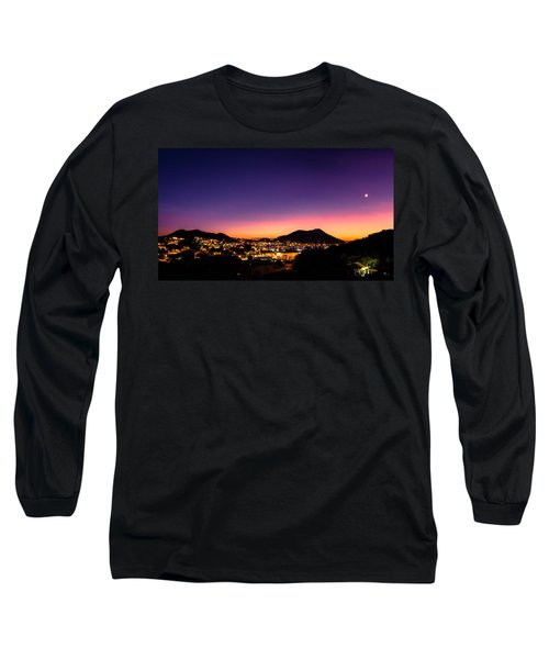 Urban Nights Long Sleeve T-Shirt