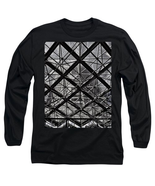 Urban Patterns - Sao Paulo  Long Sleeve T-Shirt
