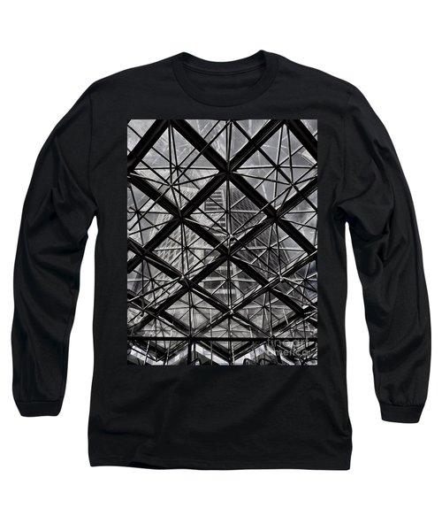 Urban Patterns - Sao Paulo  Long Sleeve T-Shirt