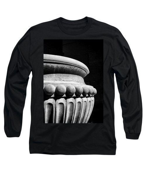 Urn At The Cathedral Long Sleeve T-Shirt