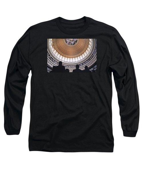 U. S. Capital Rotunda Long Sleeve T-Shirt