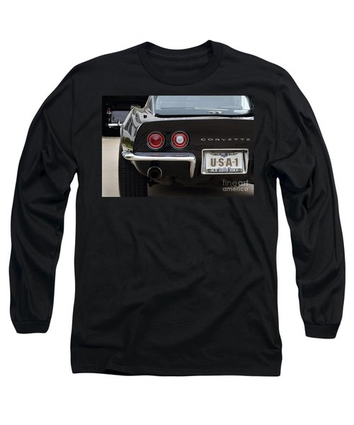 Usa-1 Long Sleeve T-Shirt by Dennis Hedberg