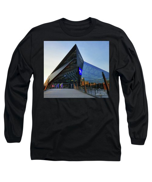 Usbank Stadium The Approach Long Sleeve T-Shirt
