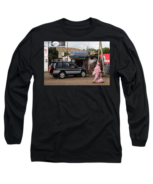 Used Spare Parts Long Sleeve T-Shirt