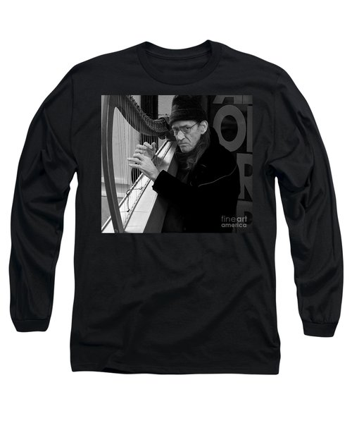 Vagrant Music Long Sleeve T-Shirt