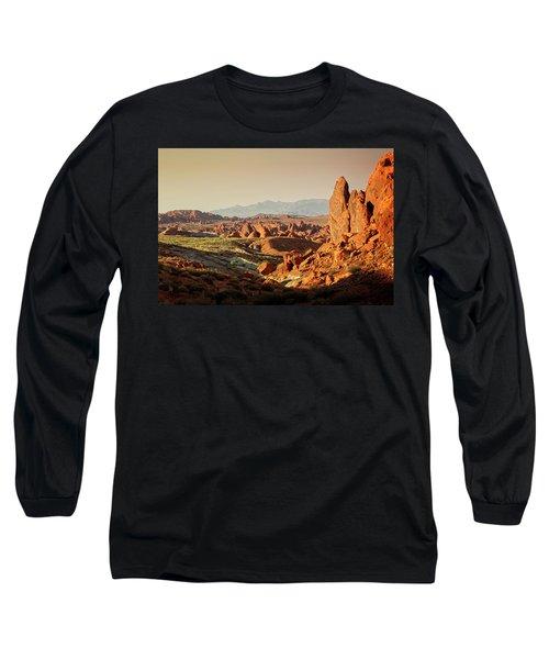 Valley Of Fire Xxiii Long Sleeve T-Shirt