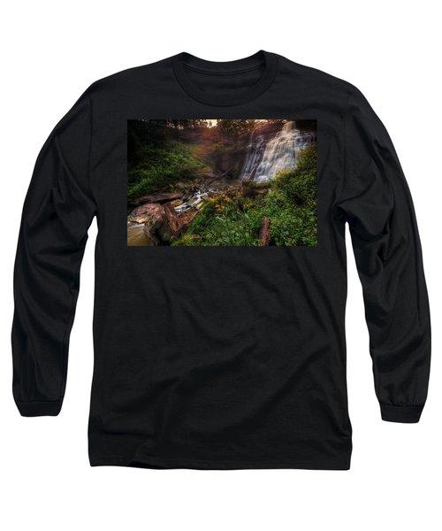 Valley Of Golden Light Long Sleeve T-Shirt
