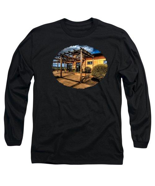 Van Duzer Vineyards Long Sleeve T-Shirt by Thom Zehrfeld