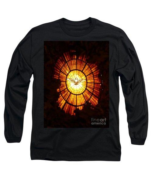 Vatican Window Long Sleeve T-Shirt