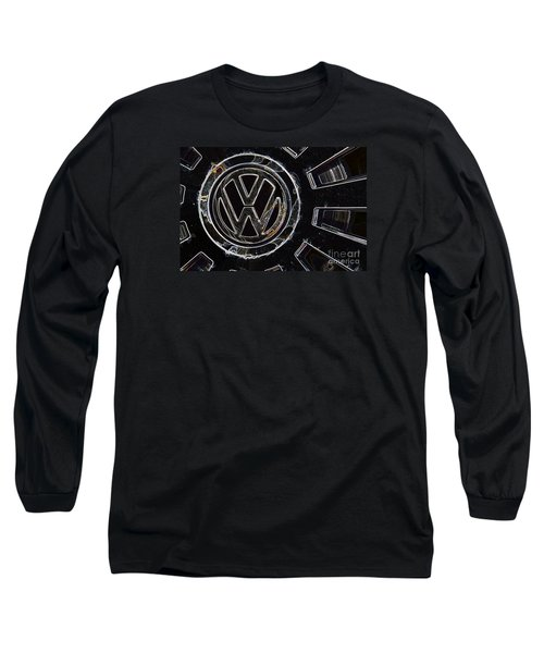VW3 Long Sleeve T-Shirt by Wendy Wilton
