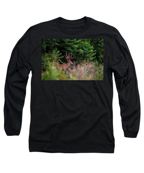Velvet Crown Long Sleeve T-Shirt