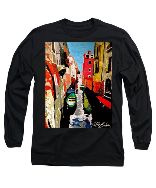 Venice Italy  Long Sleeve T-Shirt