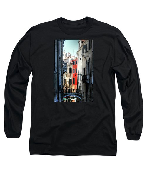 Long Sleeve T-Shirt featuring the photograph Venice Xx by Tom Prendergast