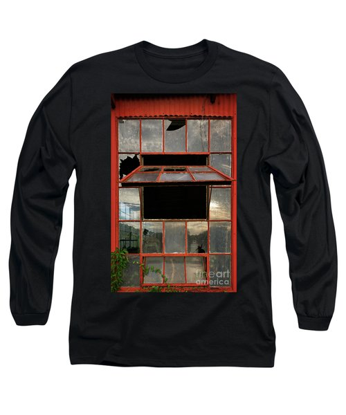 Ventanas Long Sleeve T-Shirt