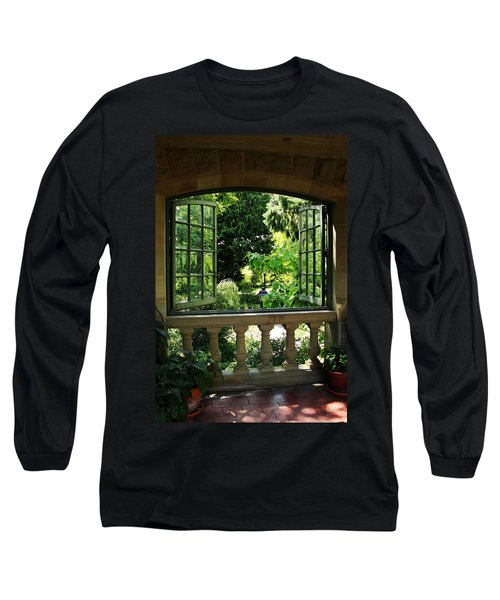 Veranda View Long Sleeve T-Shirt