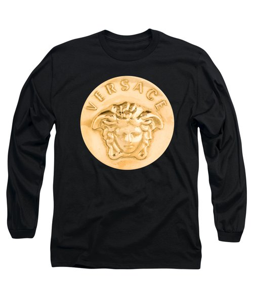 Versace Jewelry-1 Long Sleeve T-Shirt