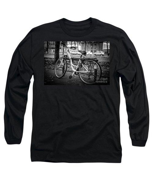Versailles Bicycle Long Sleeve T-Shirt
