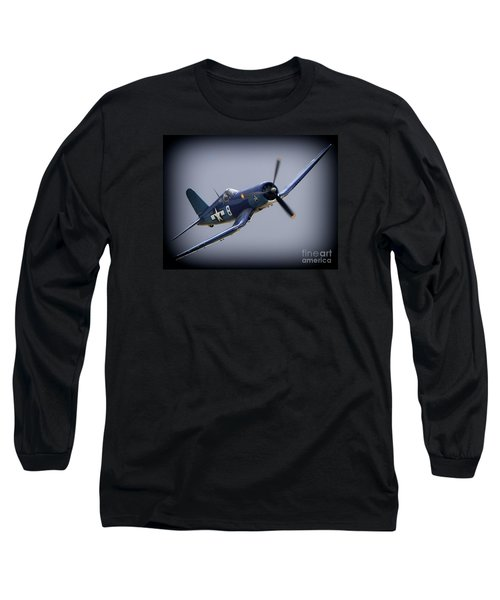 Vf-84 Jolly Rogers' Corsair No.8 Long Sleeve T-Shirt