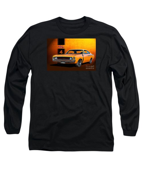 Vh Valiant Charger Long Sleeve T-Shirt